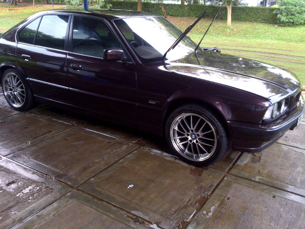 Building an 'M540' out of an E34 530i 5 speed - BMW M5 Forum and M6 Forums